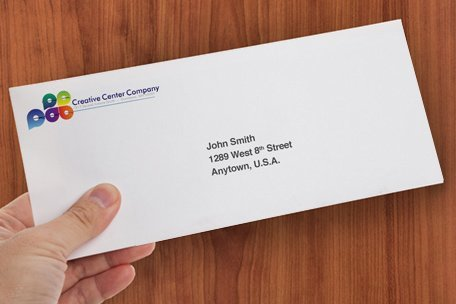 Адрес на конверте
